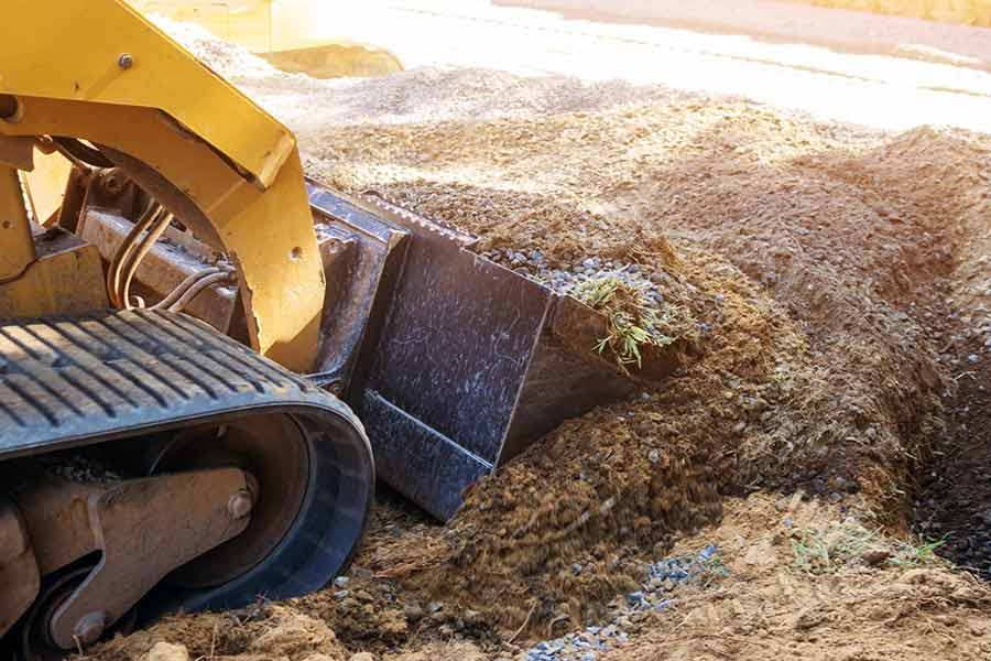 excavating services in Butler PA