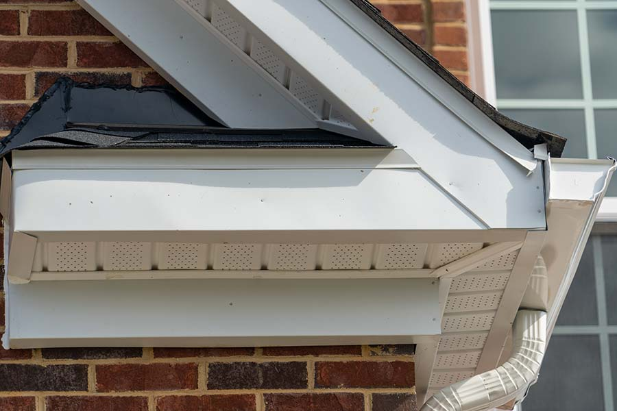 soffit & fascia services in Butler